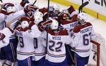 Canadiens Advance to Conference Fin