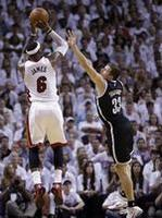 Heat Rally in 4th Quarter to Win Se