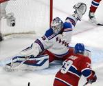 Rangers Go Up 2-0 on Canadiens