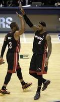 Heat Even Series With Strong 4th Qu
