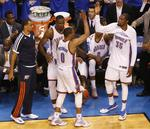Westbrook, Durant Go Big in Game 4