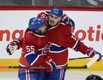 Canadiens Score 7 Goals, Stay Alive