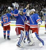 Rangers Advance to Stanley Cup Fina