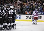 Kings Win Game 1 in Overtime