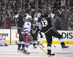 Kings Top Rangers in Double Overtim