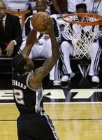 Leonard Career-High Lifts Spurs
