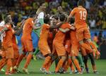 Netherlands Gets Past Costa Rica on
