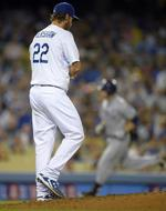 Kershaw's Scoreless Inning Streak E