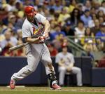 Holliday Completes Cardinals Comeba