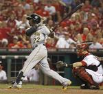 McCutchen's Late Homers Lift Pirate