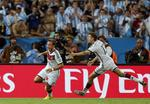 Gotze Delivers Winner in Extra Time