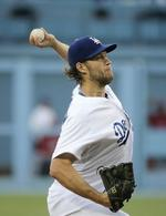 Kershaw Earns 14th Win