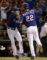 Rangers Walk Off in 14th
