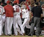 Nationals' Third-Straight Walk-Off