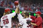 Nationals Win Again by Walk-Off