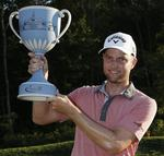 Chris Kirk Shoots 66 to Win Deutsch