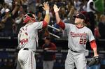 Nats Clinch NL East