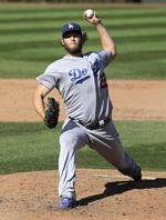 Kershaw Wins 20th, Dodgers Clinch P