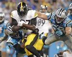 Steelers Steamroll Panthers