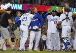 Dodgers Win NL West