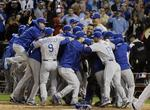 Royals End 29-Year Playoff Drought