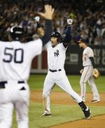 Jeter's Walk-Off in Final NY At-Bat