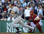 Jeter Ends Career With RBI Single