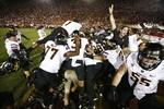 Arizona State Tops USC on Hail Mary