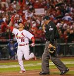 Wong Homer Gives Cards 2-1 Series A