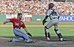 Nats Score 2 on Bumgarner Error