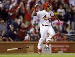 Wong Walk-Off Ties NLCS