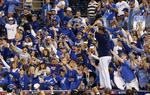 Royals Sweep Into World Series
