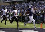 TCU Crushes Oklahoma State