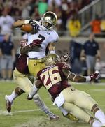Florida State Holds Off Notre Dame