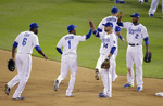 Five-Run 6th Boosts Royals to Game