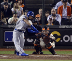 Hosmer Drives in Winning Run