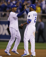 Seven-Run Second Sparks Royals Rout