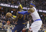 Knicks Spoil LeBron's Return to Cle