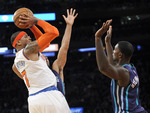 Carmelo Reaches 20,000 Career Point