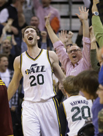 Gordon Hayward Sinks Cavs at the Bu