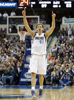 Mavericks Blow Out Sixers