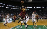LeBron Drops 41 in Comeback Win