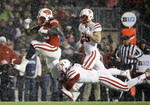Wisconsin's Gordon Sets FBS Rushing