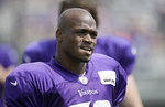 Adrian Peterson Suspended for 2014