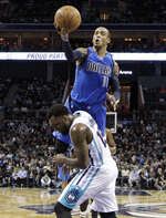Monta Ellis Leads Mavs Over Wizards