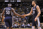 Gasol Leads Grizzlies Over Clippers