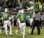 Oregon Routs Arizona in Pac-12 Titl