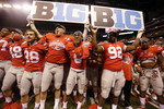 Buckeyes Dominate Badgers in Big Te