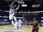 Westbrook, Thunder Top Cavaliers
