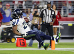 Seahawks Roll Cardinals, Take Lead